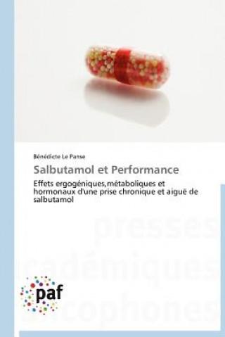 Kniha Salbutamol Et Performance Bénédicte Le Panse