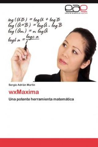 Carte Wxmaxima Sergio Adri Martin