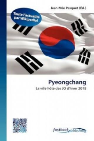 Carte Pyeongchang Jean-Mée Pasquet