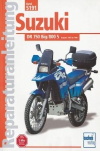 Suzuki DR 750 /800 Big (ab Herbst 1987)