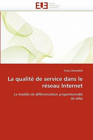 Carte La Qualit  de Service Dans Le R seau Internet Tariq Zahratahdi