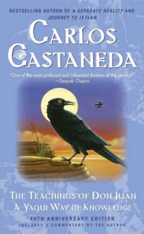 Carte Teachings of Don Juan Carlos Castaneda