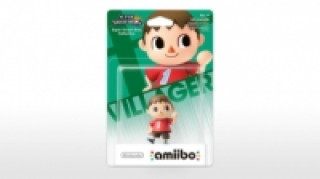 amiibo Smash Villager, Figur