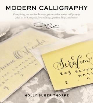 Carte Modern Calligraphy Molly Suber Thorpe