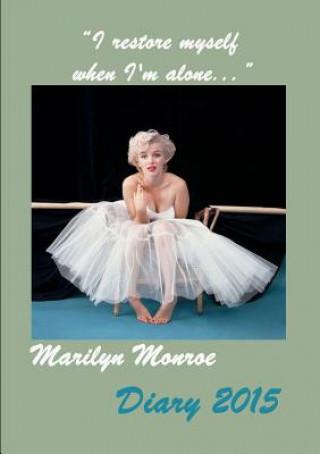 Könyv Marilyn Monroe Diary: Year Planner Ermes Lorena