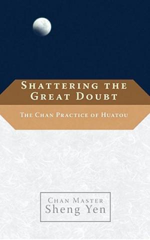 Carte Shattering The Great Doubt Chan Master Sheng Yen