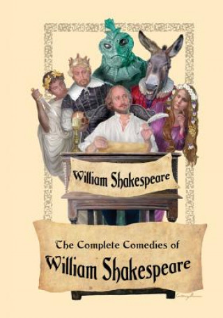 Complete Comedies of William Shakespeare