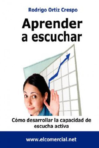 Kniha Aprender a Escuchar Rodrigo Ortiz Crespo