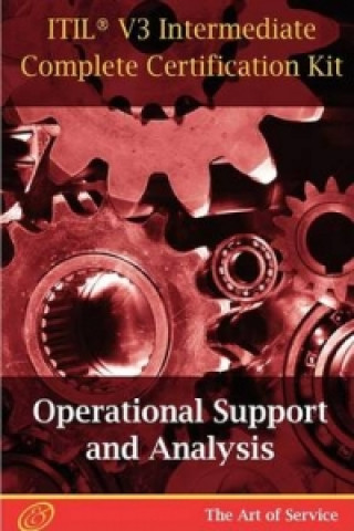 Itil V3 Operational Support and Analysis (Osa) Full Certification Online Learning and Study Book Course - The Itil V3 Intermediate Osa Capability Comp