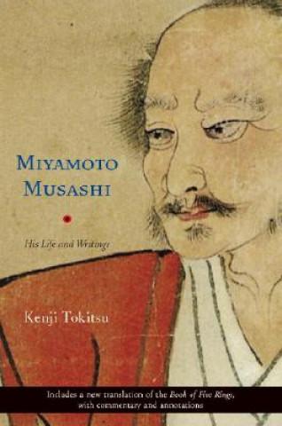 Carte Miyamoto Musashi Kenji Tokitsu