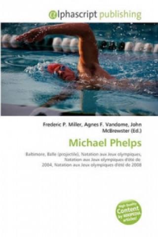 Könyv Michael Phelps