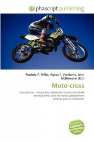 Könyv Moto-Cross
