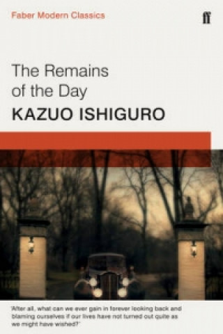 Carte Remains of the Day Kazuo Ishiguro