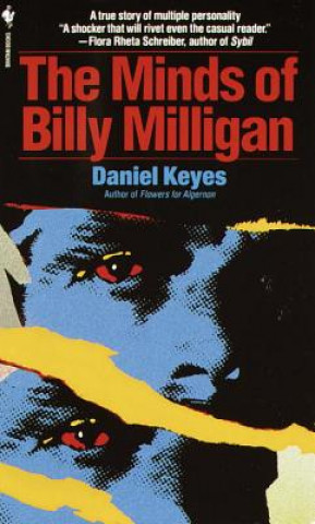 Carte Minds of Billy Milligan Daniel Keyes