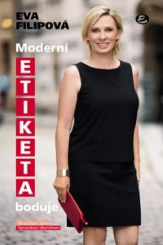 Carte Moderní etiketa boduje Eva Filipová