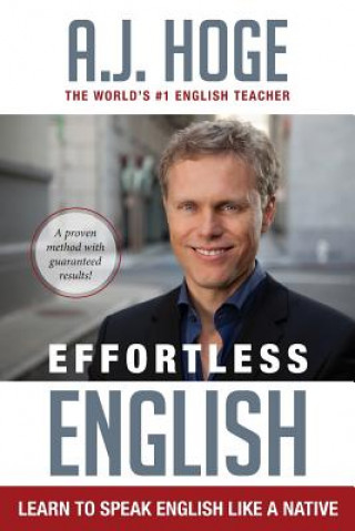Carte Effortless English A J Hoge