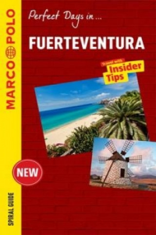 Fuerteventura Marco Polo Travel Guide - with pull out map