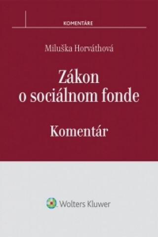 Zákon o sociálnom fonde - komentár