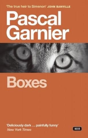 Könyv Boxes Pascal Garnier