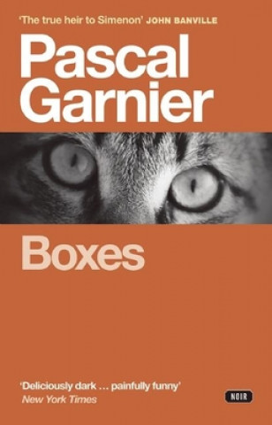 Kniha Boxes Pascal Garnier