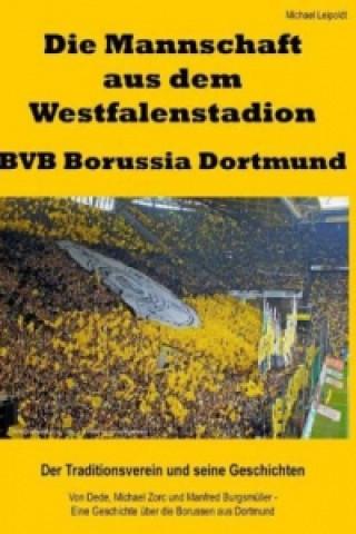 Mannschaft Aus Dem Westfalenstadion - Bvb Borussia Dortmund