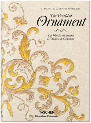 Kniha World of Ornament David Batterham