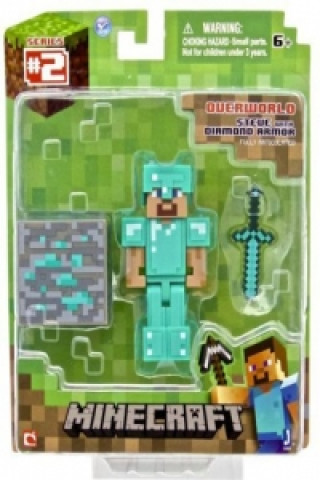 Figurka Minecraft - Steve 16504