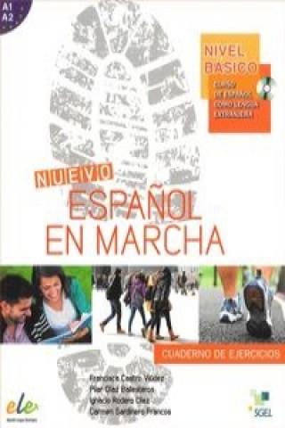 Nuevo Espanol en Marcha Basico : Exercises Book + CD