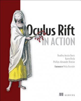 Carte Oculus Rift in Action Bradley Davis