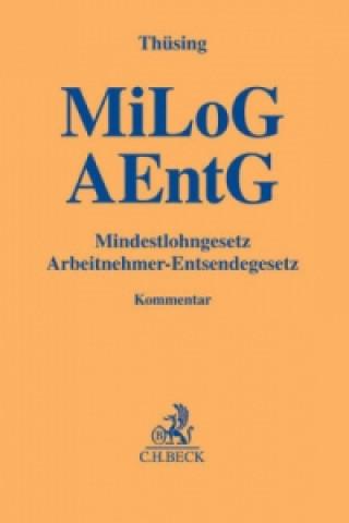 MiLoG / AEntG, Kommentar