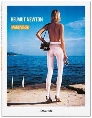 Carte Helmut Newton. Polaroids Helmut Newton