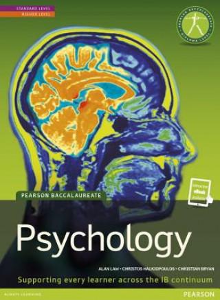 Carte Pearson Baccalaureate: Psychology new bundle (not pack) Christian Bryan-Zaykov