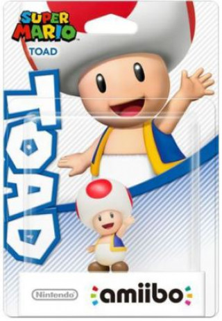 Nintendo amiibo SuperMario Toad, Figur