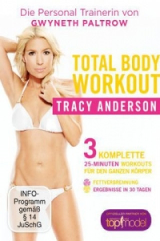 Tracy Anderson - Total Body Workout, 1 DVD