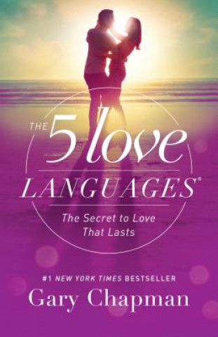 Kniha Five Love Languages Revised Edition Gary Chapman