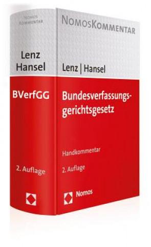 Bundesverfassungsgerichtsgesetz (BVerfGG), Handkommentar