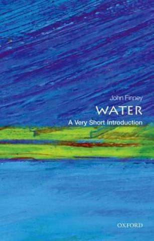 Carte Water: A Very Short Introduction John Finney