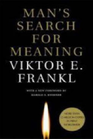 Carte Man's Search for Meaning Viktor E. Frankl