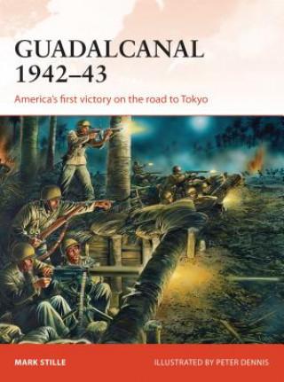Guadalcanal 1942-43