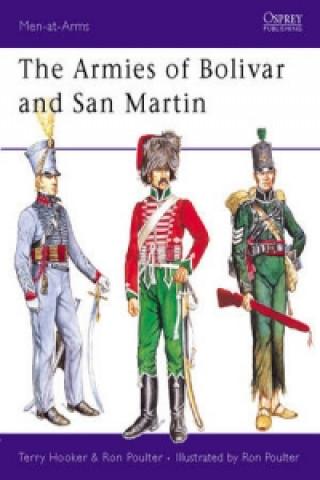 Armies of Bolivar and San Martin