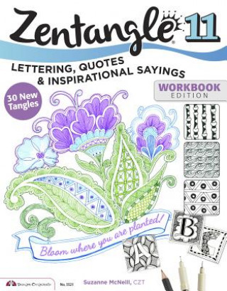 Zentangle 11, Workbook Edition