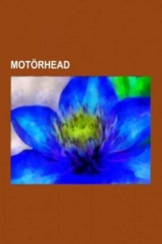 Carte Motörhead Fuente: Wikipedia