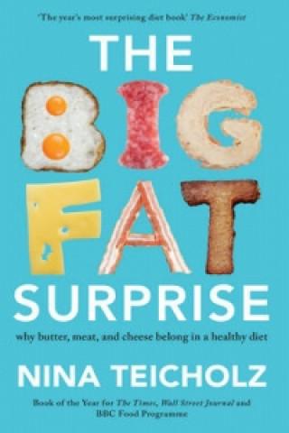 Carte Big Fat Surprise Nina Teicholz