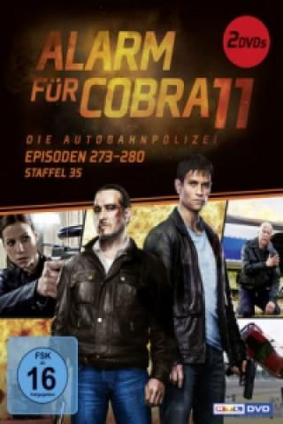 Alarm für Cobra 11, 2 DVDs. Staffel.35