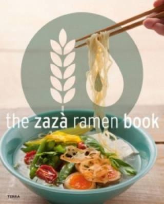 Zaza Ramen Book