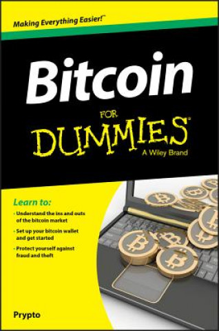 Kniha Bitcoin For Dummies Consumer Dummies