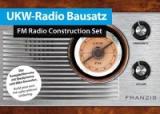 UKW-Radio Bausatz. FM Radio Construction Set