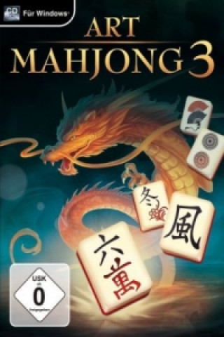 Art Mahjong 3, 1 CD-ROM