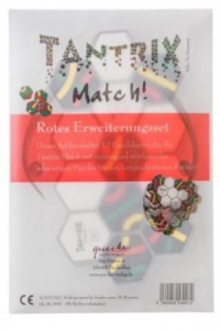 Tantrix Match!, Rotes Erweiterungsset (Spiel-Zubehör)