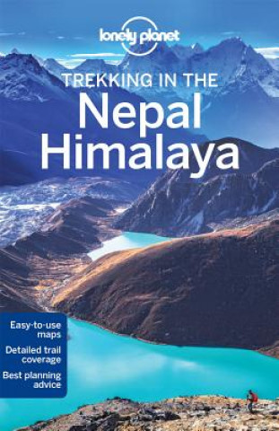 Carte Lonely Planet Trekking in the Nepal Himalaya Lonely Planet